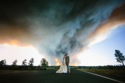Outdoor wedding - dream or nightmare?